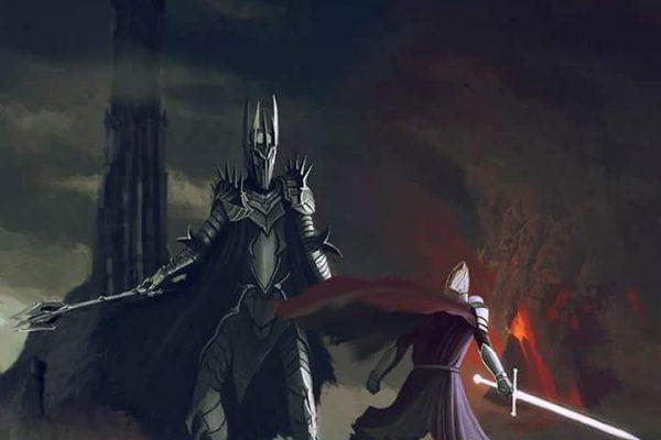 Barad dûr, la impenetrable torre de Sauron