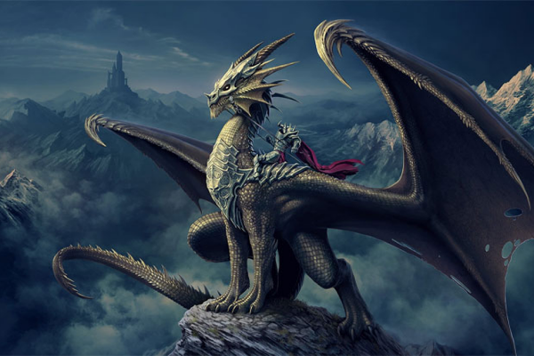 Los dragones de la Tierra Media y su legado