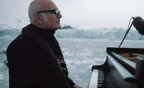 "Ludovico Einaudi – ""Elegy for the Arctic"""