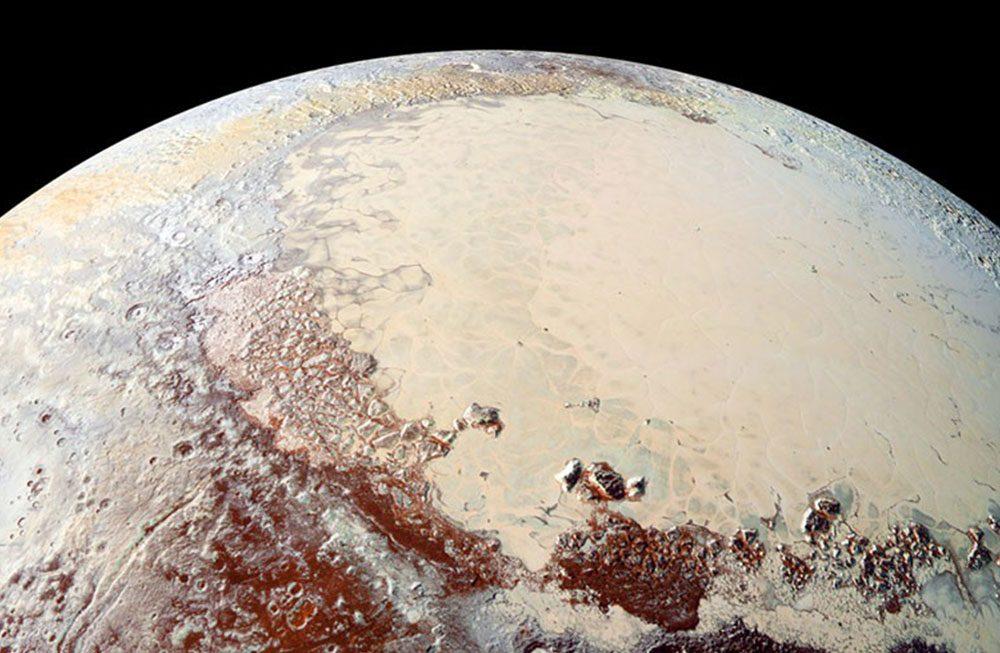 La sonda New Horizons que viajó a Plutón