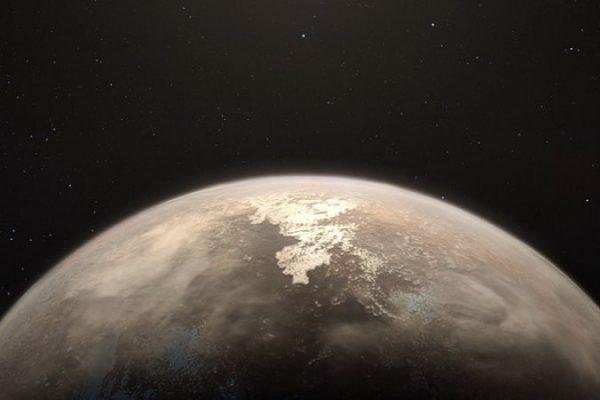 Primera filmación de un exoplaneta