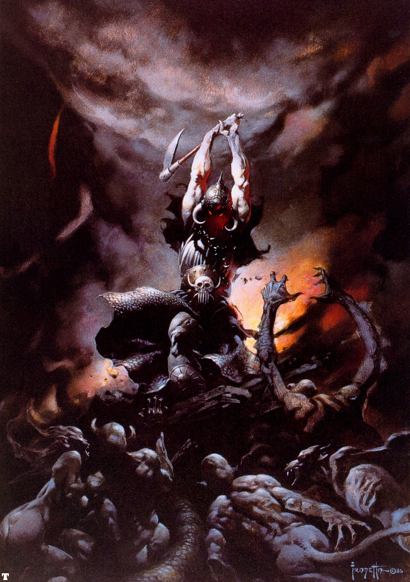 frankfrazetta-the-death-dealer-ii-1986