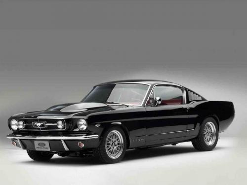 Mustang GT500 - 1967